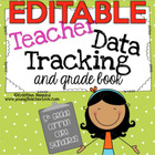 Teacher Data Tracking and Grade Book {5th Grade Common Cor