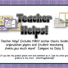 Teacher Helps for Literacy Groups - Its a Hoot! Owl Theme