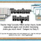 Teacher Helps for Literacy Groups - Monkey Business