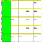 Teacher Lesson Planbook Template