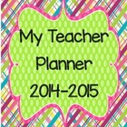 Teacher Planner (Calendar & Lesson Plans)