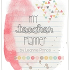 Teacher Planner Pastel {Printable AND Editable}