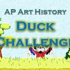 Teacher Review Game - Duck Challenge