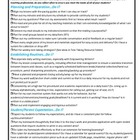 Teacher Self-Reflection Checklist