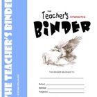 Teacher&#039;s Binder - printable classroom forms, worksheets, 