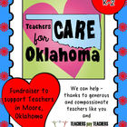 Teachers Care for Oklahoma Fundraiser ~  K-2 Bundle 2 ~ EL