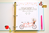 Teacher's Life Binder - Out & About