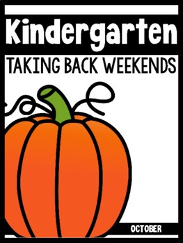 Teachers Taking Back Their Weekends {October Edition}