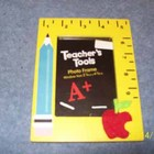 Teacher&#039;s Tools Picture Frame