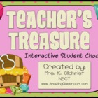 Teachers Treasure Random Student Name Choose Picker Promet