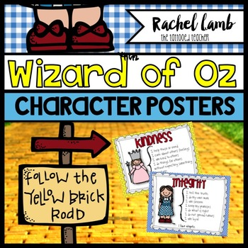 Teaching Character Education with Oz!