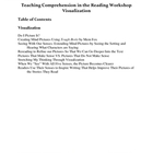 Teaching Comprehension in the Reading Workshop -- Visualization