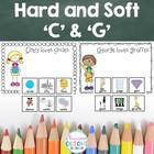 Teaching Hard and Soft 'C' and 'G' with Friends!