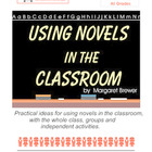 Teaching Help - Using novel studies in the classroom