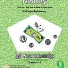 Teaching Money - 3rd, 4th, 5th Grade Math Worksheets