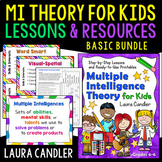 Teaching Multiple Intelligence Theory: Step-by-Step Lessons