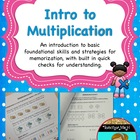 Teaching Multiplication Facts