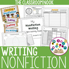 Teaching Non-fiction Writing (A Comprehensive Unit) - Common Core