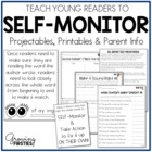 Teaching Readers to Self-Monitor to Look Right Sound Right