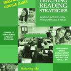 Teaching Reading Strategies