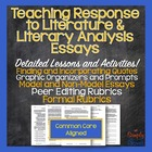 Teaching Response to Literature or Literary Response Essays