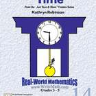Teaching Time Worksheets - 3rd, 4th, 5th Grade Math