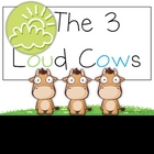 "Teaching ""ou"" and ""ow"" with ""The 3 Loud Cows"""