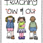 Teaching ow & ou