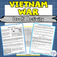 Teaching the Vietnam War Draft