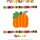 Teaching with Pumpkins!