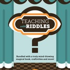 Teaching with Riddles Bundle and interactive fold-in book