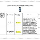 Teaching with Technology- Using I-Phone Apps to Teach