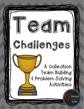 Team Challenges - A collection of team building activities