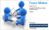 Team Maker - Automatically Create Cooperative Learning Teams