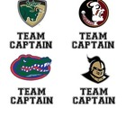 Team/Table Groups-Florida University related-TEAM CAPTAINS