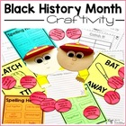 Teammates (A Friendship and Black History Month Craftivity)