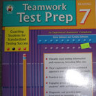 Teamwork Test Prep Reading 7