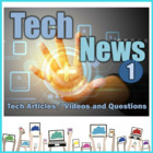 Tech News 2013 #1 Activity