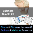 Tech Package #2  (Package of 18 activities)