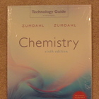 "Technology Guide to accompany ""Chemistry"" by Zumdahl 6th Ed."