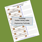 Technology Problem Solving Process -- Ladder Format