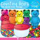 Teddy Bear Counters - Graphics for Teaching Math
