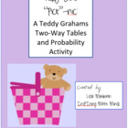Teddy Bear &quot;Pick&quot;-nic: A Probability Activity