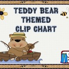 Teddy Bear Themed Clipchart Signs