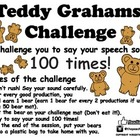 Teddy Grahams Challenge