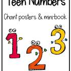 'Teen Number Poems'