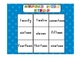 Teen Number Word Bingo 11-20
