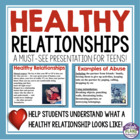 Teens - Healthy Relationships / Dating Violence