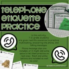 Telephone Etiquette - Listening, Reading, Multitasking, &amp; 