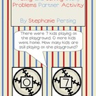 Telling and Solving Story Problems Activity